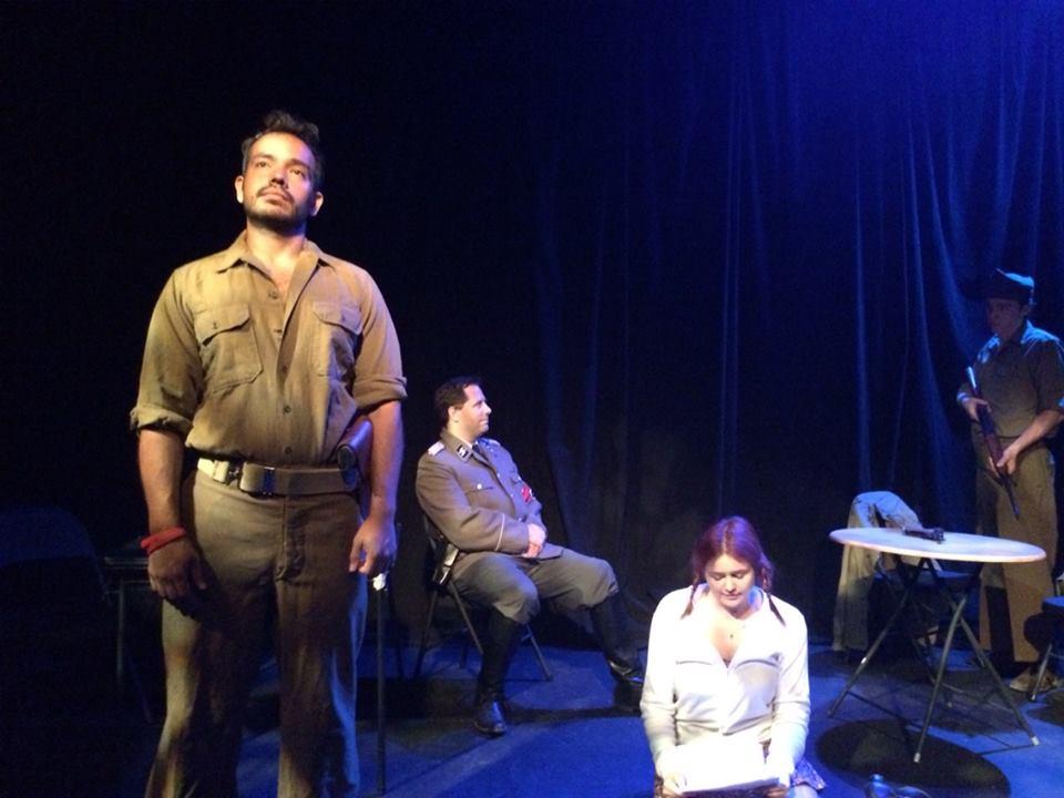 Mark Rosati's HIMMELREICH, directed by Juan Reinoso